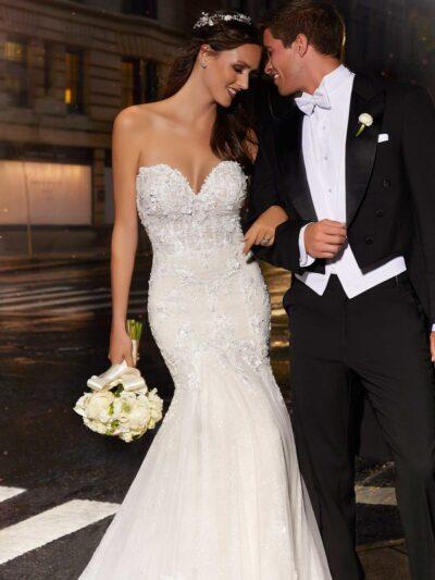 Designer: Morilee - Madiline Gardner Signature Collection - Sirena Wedding Dress - 1011