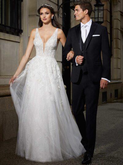 Designer: Morilee - Madiline Gardner Signature Collection - Serafina Wedding Dress - 1015