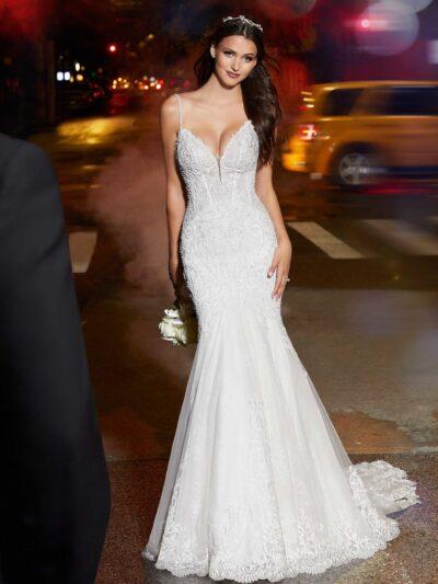 Designer: Morilee - Madiline Gardner Signature Collection - Solange Wedding Dress - 1016