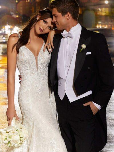 Designer: Morilee - Madiline Gardner Signature Collection - Simone Wedding Dress - 1018
