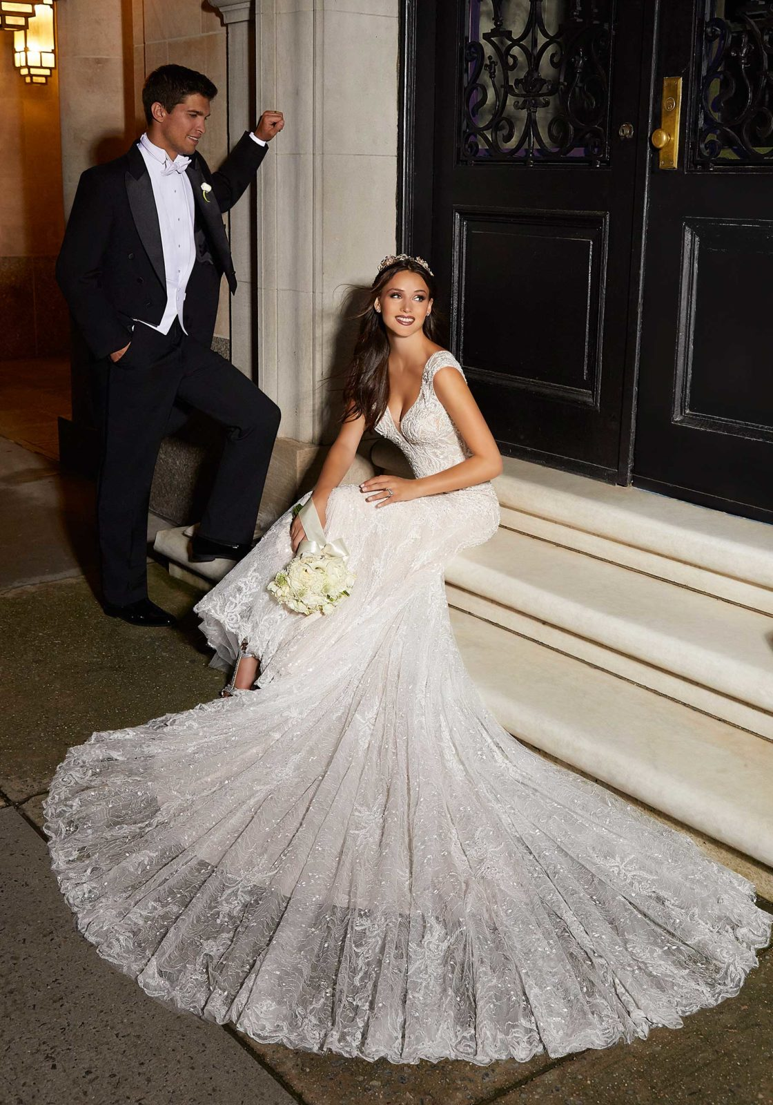 Designer: Morilee - Madiline Gardner Signature Collection - Sienna Wedding Dress - 1020