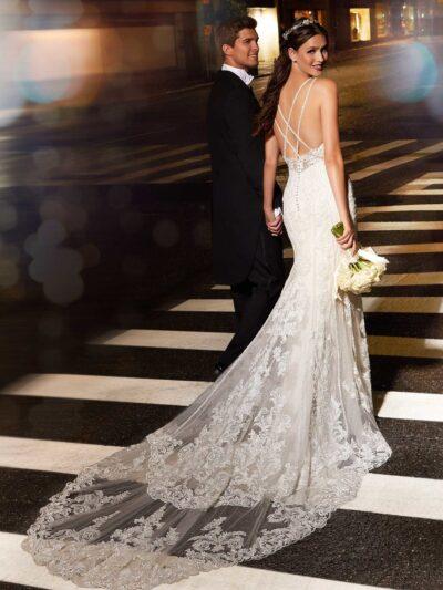 Designer: Morilee - Madiline Gardner Signature Collection - Suzette Wedding Dress - 1021