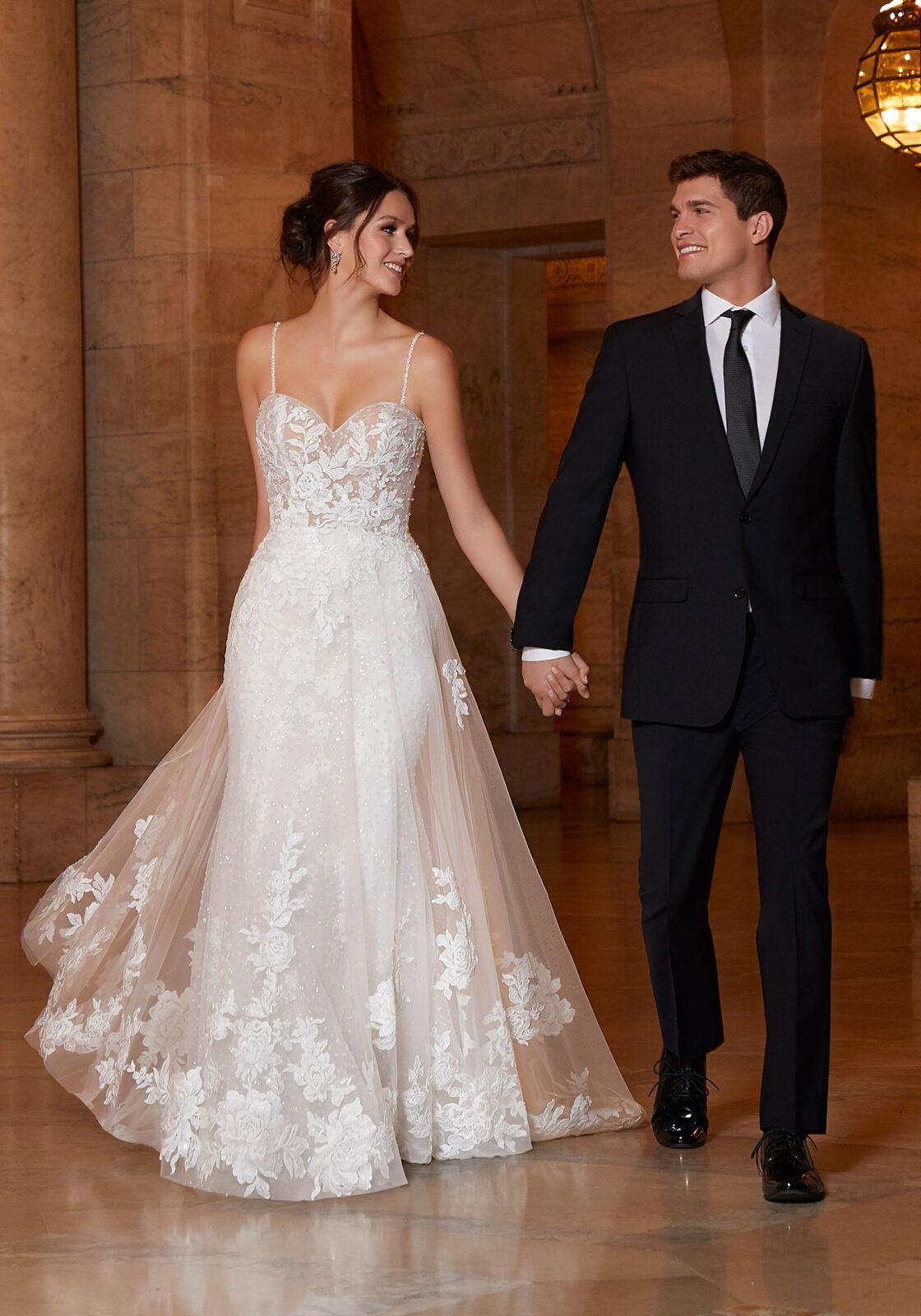 Designer: Morilee - Madiline Gardner Signature Collection - Amabelle Wedding Dress - 1043