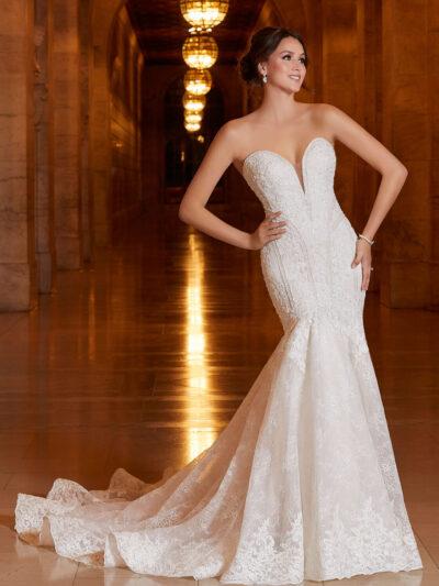 Designer: Morilee - Madiline Gardner Signature Collection - Athena Wedding Dress - 1044