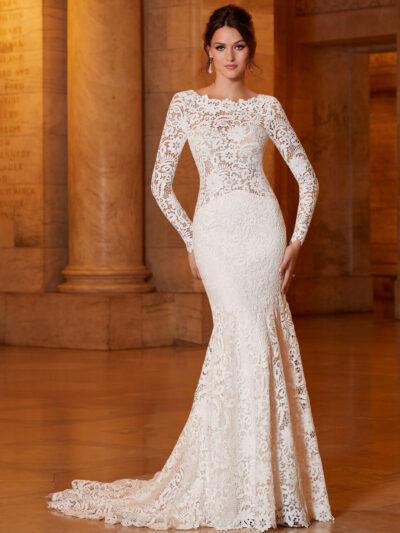 Designer: Morilee - Madiline Gardner Signature Collection - Alexandria Wedding Dress - 1046