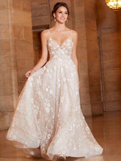 Designer: Morilee - Madiline Gardner Signature Collection - Athena Wedding Dress - 1048